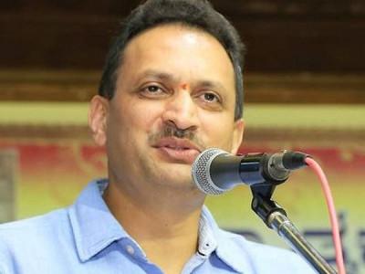 اُترکنڑا رکن پارلیمان اننت کمار ہیگڈے کو سوشیل میڈیا پر بنایاجارہا ہے تنقید کا نشانہ