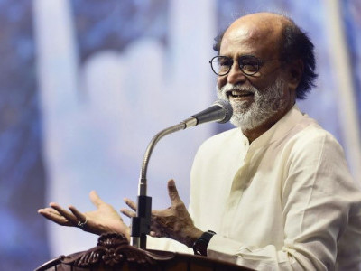 Ready to face assembly polls in TN: Rajinikanth
