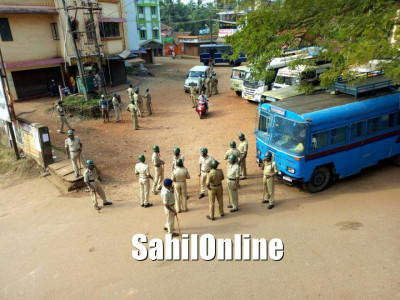 Four CCB cops test positive for COVID-19 in Mangaluru