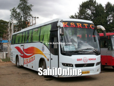 KSRTC to restart bus services from Mangaluru-Mumbai