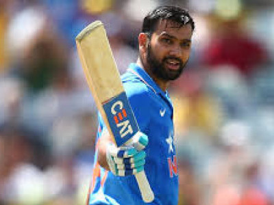 Rohit Sharma third fastest to 9000 runs in ODIs