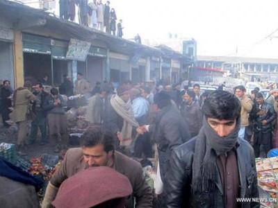 افغانستان: سڑک کنارے بم پھٹنے سے اعلیٰ فوجی کمانڈر ہلاک