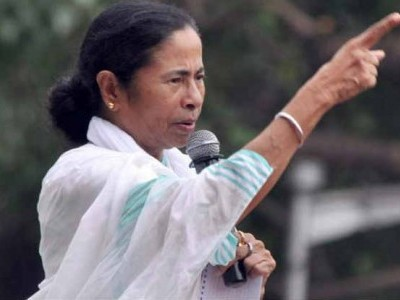 Central agencies threatening TMC leaders, forcing them to join BJP: Mamata