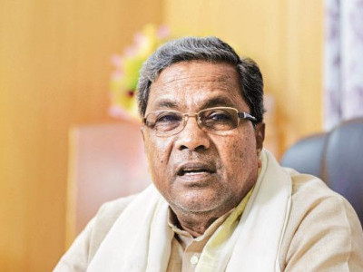 Siddaramaiah calls BJP for debate on fiscal performance of Congress govt during his term