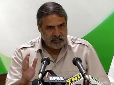 Congress Rajya Sabha MP Anand Sharma demands restoration of SPG cover for Gandhis