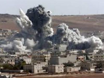 اسرائیلی جنگی طیاروں کی 18 ایرانی ٹھکانوں پر بمباری