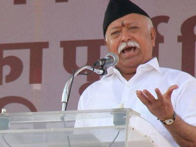 SC verdict is justice to the sentiments, faith and belief of people: RSS Chief