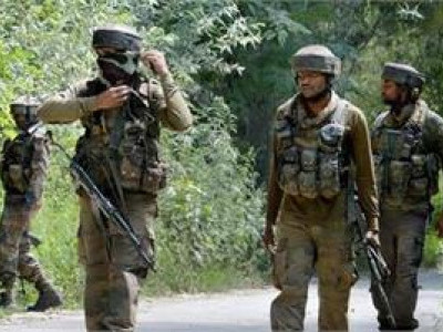 Militant killed in encounter with security forces in J&K's Shopian