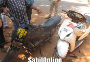 Scooter-bike collision leaves one dead in Bhatkal