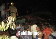House catches fire in Bhatkal: loss estimated over lacs