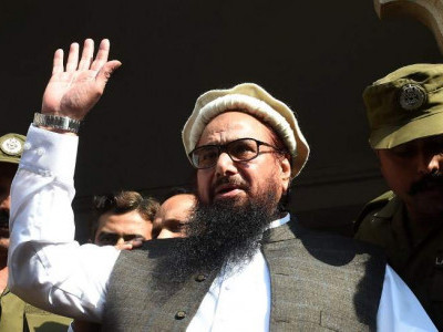 Hafiz Saeed, LeT founder and Mumbai attack mastermind, arrested in Pakistan