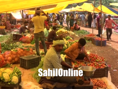 COVID-19: Agricultural produce vendors begin indefinite strike in Mangaluru