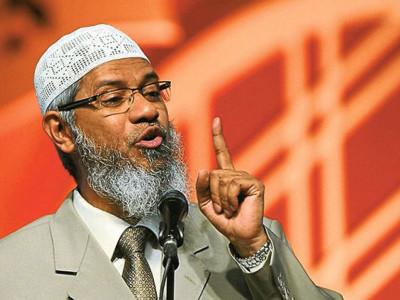 ذاکر نائک پرتنگ ہورہی ہے ملیشیا میں زمین:ملاکا اسٹیٹ میں مذہبی جلسوں اورتقاریر پر پابندی عائد
