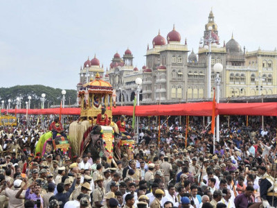 Preparations begin for Mysuru Dasara festival