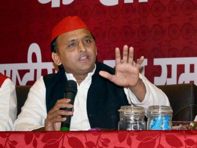 Akhilesh Yadav responds to Shivpal's offer with a cold silence