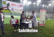 BIFA organizes Football tourney in Dubai
