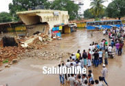 Aging Bhatkal bus terminal collapses
