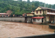 Woman dies as temple compound wall collapses on her at Byndoor