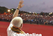 ಮಂಗಳೂರಿನ ಜನತೆಯ ಪ್ರೀತಿಯನ್ನು ಬಡ್ಡಿಸಮೇತ ಮರಳಿಸಿವೆ-ಮೋದಿ