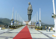 PM inaugurates tourism attractions at Statue of Unity