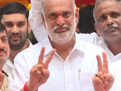 کرناٹک : استعفیٰ دینے والوں کی فہرست میں یلاپور رکن اسمبلی ہیبار بھی شامل۔کیاوزارت کے لالچ میں چل پڑے آنند اسنوٹیکر کے راستے پر؟