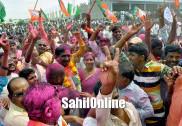 Congress, BJP in close race in urban local body polls in Karnataka
