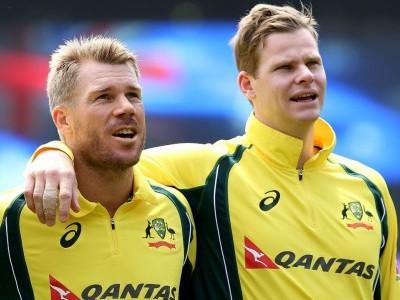 Smith, Warner return for Australia's World Cup defence