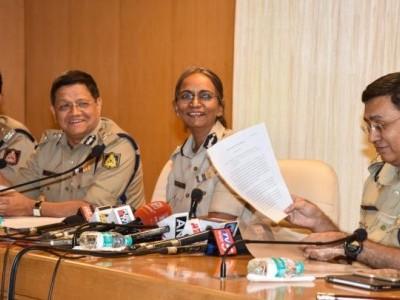 لوک سبھا انتخابات: ریاست بھر میں پولیس کا سخت بندوبست 90,997افسر واہلکار تعینات، دو مرحلوں کے الیکشن کیلئے 58,225پولنگ بوتھس قائم