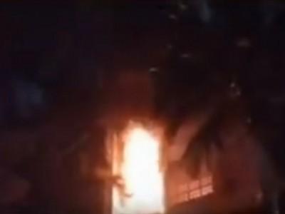 ممبئی کے کلب میں لگی آگ، 6افراد ہلاک