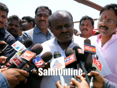 I don't lie like PM Modi, my government waived farmers' loans: HD Kumaraswamy