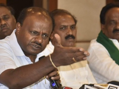 Deve Gowda was a much better PM than Modi: HD Kumaraswamy