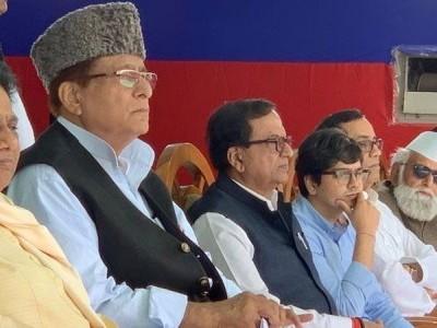 اعظم خان کے سامنے بی جے پی کا کوئی بھی ہتھکنڈہ کارگر نہیں ہوگا: مایاوتی