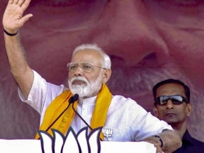 PM: I-T raids as per law, not part of political vendetta