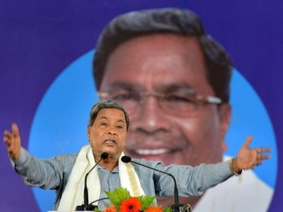 Will be CM after assembly polls in K'taka: Siddaramaiah