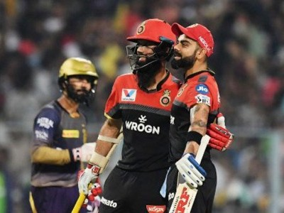RCB pull-off 10-run win after another Russell carnage