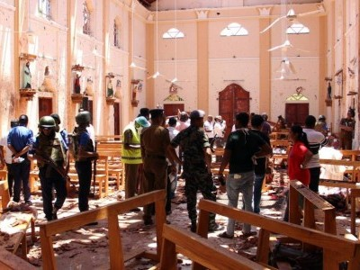 7 arrested after eight blasts in Sri Lanka; death toll rises to 207