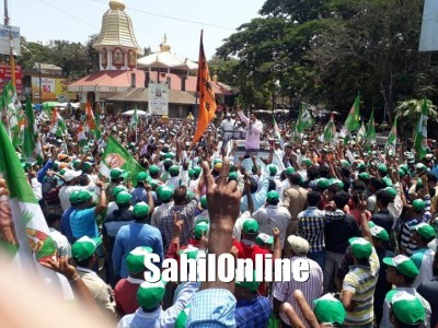High octane,vitriol-filled campaign for the 2nd phase LS polls ends in Karnataka