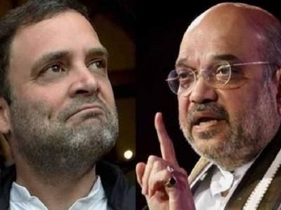 تیسرے مرحلےکے لوک سبھا انتخابات: راہل گاندھی، امت شاہ اور ملائم سنگھ سمیت کئی وی آئی پی امیدواروں کی قسمت کا فیصلہ