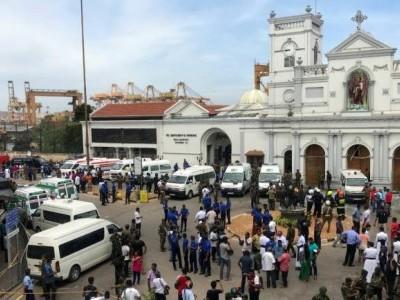 سری لنکا: ہلاک ہونے والوں کی تعداد 290 ہوئی، 24 مشتبہ افراد گرفتار