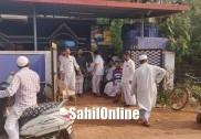 ಭಟ್ಕಳ: ಶಾಂತಿಯುತ ಬಿರುಸಿನ ಮತದಾನಕ್ಕೆ ಮಳೆಅಡ್ಡಿ