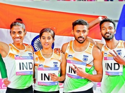 Asian Athletics Championships 2019: Gold for Chitra, Dutee Chand gets bronze