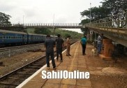 Bomb squad conducts inspection at Bhatkal railway station