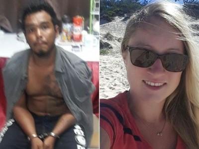 تھائی لینڈ میں نوجوان جرمن خاتون سیاح کا ریپ کے بعد قتل