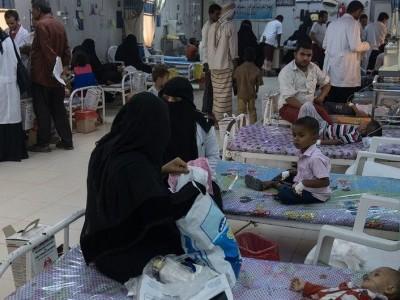 جنگ مسلط کردہ یمن میں ہیضہ کی وبا، ویکسین رسائی کی منتظر