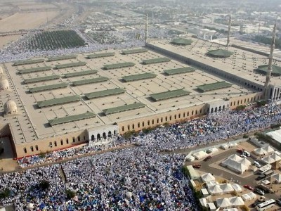 More than two million faithful begin Haj pilgrimage