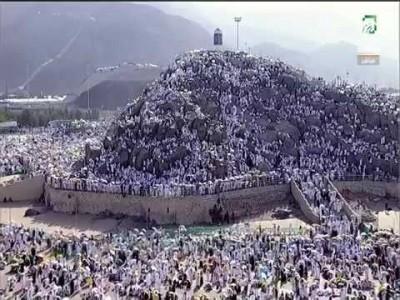 مناسک حج کا آغاز لبیک اللھم لبیک کے ورد کے ساتھ فرزندان توحید منیٰ میں خیمہ زن، وقوف عرفہ آج