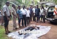 کنداپور: گنگولی ندی میں گر کر لاپتہ ہونے والے پوسٹ مین کی لاش ہوئی دستیاب