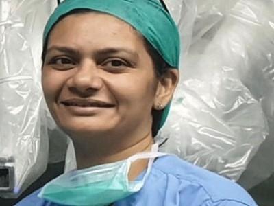 منگلورو:ڈاکٹرمریم انجم بن گئیں خواتین سے متعلقہ کینسرکے علاج میں ایم سی ایچ ڈگری پانے والی جنوبی کینرا کی پہلی ماہر ڈاکٹر