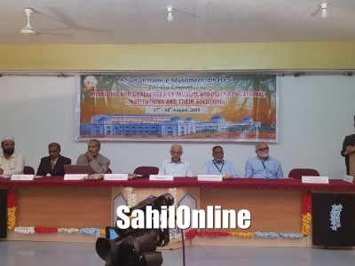 Two-day conference on Minority Educational Institutes ends on a high note at Anjuman Bhatkal
