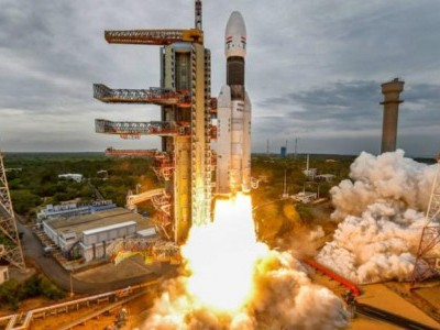 Chandrayaan 2 successfully enters orbit around Moon